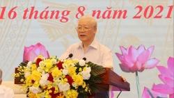 Tổng Bí thư: Tiếp tục tăng cường xây dựng và củng cố vững chắc khối đại đoàn kết toàn dân tộc