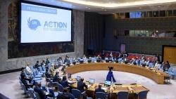 Hội đồng Bảo an LHQ thảo luận và thông qua hai văn kiện về gìn giữ hòa bình