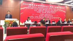 Tăng cường hợp tác nông nghiệp công nghệ cao giữa Việt Nam và tỉnh Vân Nam, Trung Quốc