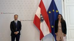 Thúc đẩy hợp tác hướng tới kỷ niệm 50 năm thiết lập quan hệ ngoại giao Việt Nam-Áo