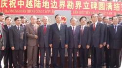 Nguyên Thứ trưởng Ngoại giao Hồ Xuân Sơn: Biên giới rất thiêng liêng, công tác biên giới không thể nóng vội