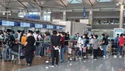 Dịch Covid-19: Phối hợp đưa công dân Việt Nam từ Nhật Bản và Hàn Quốc về nước