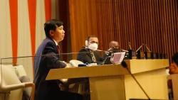 Hội đồng Bảo an hoàn thành chương trình nghị sự tháng 8 với nhiều kết quả cụ thể
