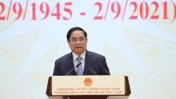 Thủ tướng Phạm Minh Chính: Sự ổn định và phát triển của Việt Nam luôn gắn liền với môi trường hòa bình, hợp tác, phát triển của khu vực và thế giới