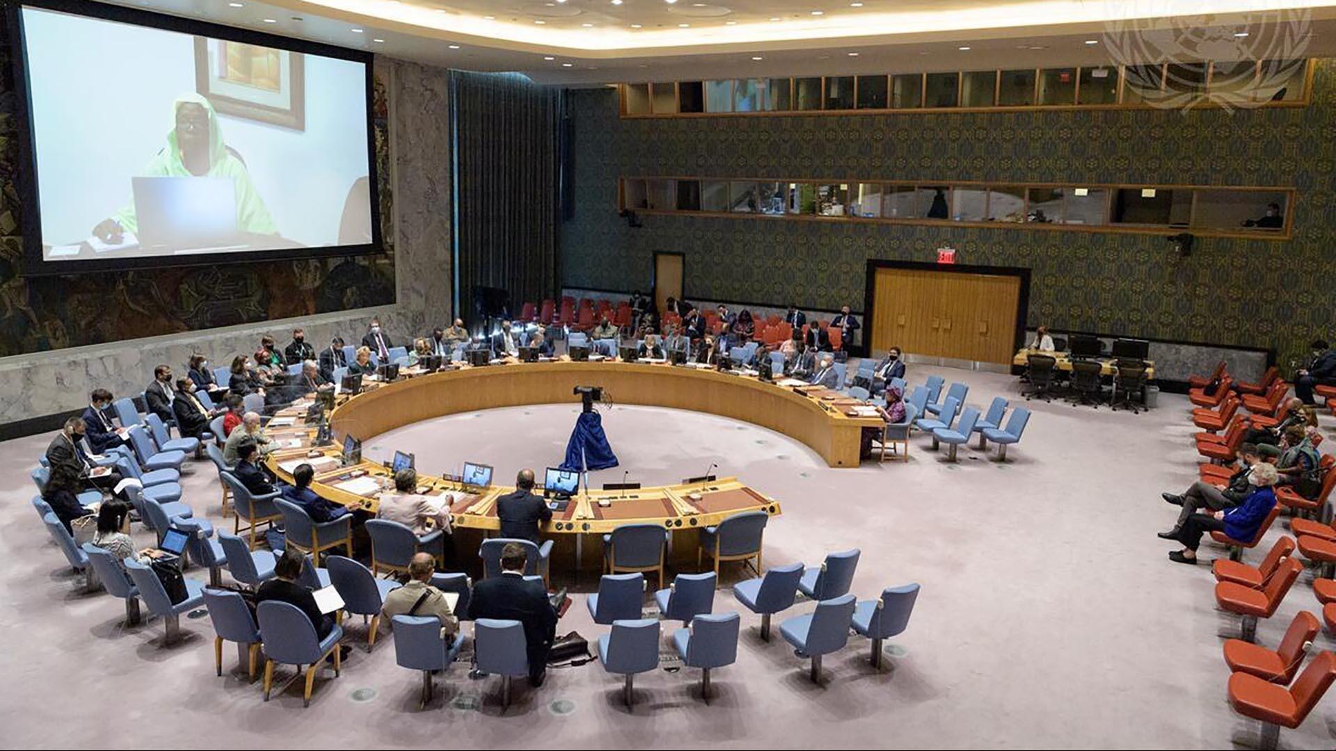 Hội đồng Bảo an thảo luận về tiến trình chuyển tiếp từ các hoạt động gìn giữ hòa bình
