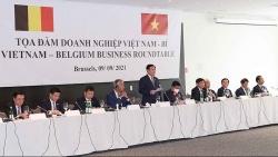 Tọa đàm doanh nghiệp Việt Nam-Bỉ: Chia sẻ những xu hướng đầu tư mới