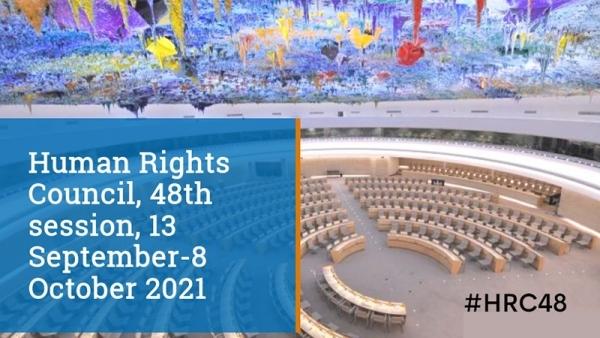 Khai mạc Khóa họp lần thứ 48 Hội đồng Nhân quyền Liên hợp quốc