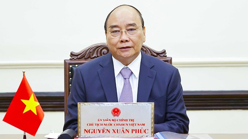 Chủ tịch nước gửi thư cảm ơn Chính phủ Hoa Kỳ hỗ trợ Việt Nam trong cuộc chiến với Covid-19