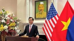 Đại sứ quán Việt Nam tại Hoa Kỳ kỷ niệm trực tuyến 76 năm Quốc khánh 2/9