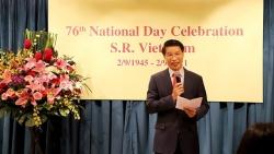 Tổng Lãnh sự quán Việt Nam tại Hong Kong tổ chức kỷ niệm 76 năm Quốc khánh Việt Nam