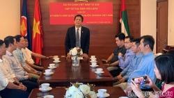 Đại sứ quán Việt Nam tại UAE gặp gỡ đại diện kiều bào nhân kỷ niệm 76 năm Quốc khánh 2/9