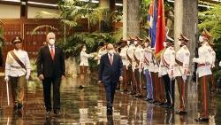 Tuyên bố chung Việt Nam-Cuba