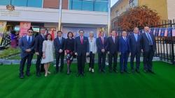 Đại sứ quán Việt Nam tại Thổ Nhĩ Kỳ tham dự ngày ASEAN tại thủ đô Ankara