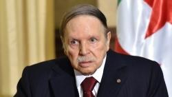 Điện chia buồn cựu Tổng thống Algeria Abdelaziz Bouteflika qua đời
