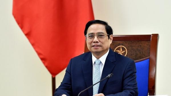 Thủ tướng Phạm Minh Chính đề nghị COVAX phân bổ nhanh số lượng vaccine đã cam kết cho Việt Nam trong năm 2021