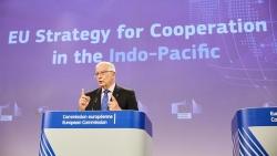 Ấn Độ Dương-Thái Bình Dương: EU nhập cuộc chơi lớn