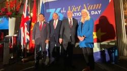 Long trọng tổ chức kỷ niệm 76 năm Quốc khánh Việt Nam tại London