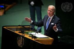 Tổng thống Mỹ phát biểu tại Liên hợp quốc: Trong khác trước có giống trước