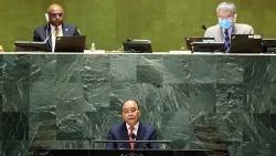 Chủ tịch nước phát biểu tại Phiên thảo luận chung cấp cao Đại hội đồng Liên hợp quốc