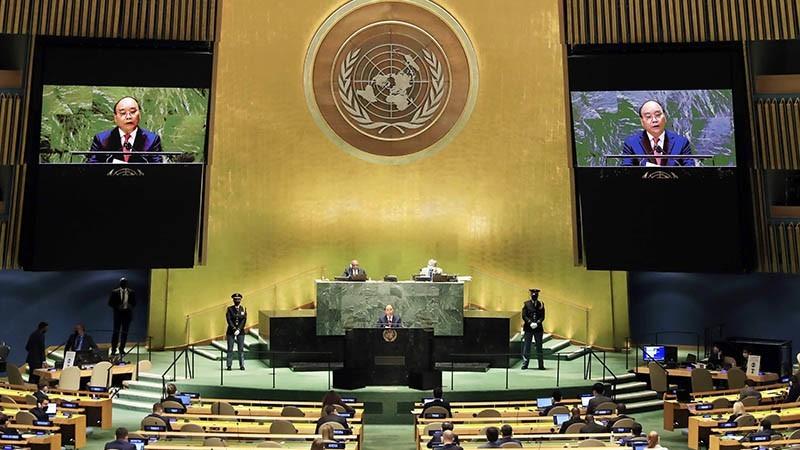 Đại hội đồng Liên hợp quốc khóa 76: Thông điệp về một Việt Nam tự cường, tự tin!