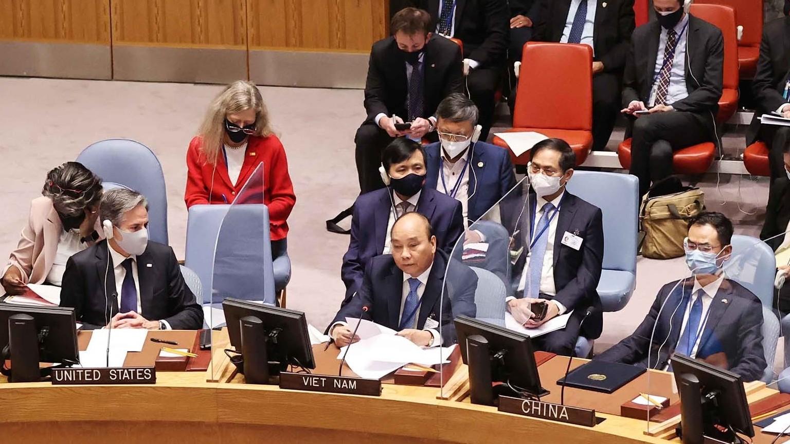 Truyền thông Nga: Vị thế Việt Nam 'bật cao' nhờ những đóng góp cho Liên hợp quốc
