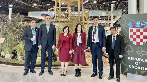 Thúc đẩy quan hệ hợp tác Việt Nam-Croatia
