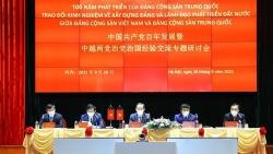 Việt Nam-Trung Quốc trao đổi kinh nghiệm về xây dựng Đảng, phát triển đất nước