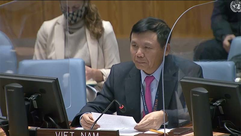 Việt Nam bày tỏ lo ngại về tình hình xã hội, kinh tế và nhân đạo đang xấu đi ở Gaza