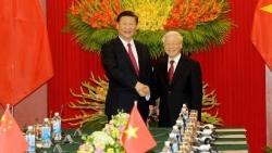 Lãnh đạo Việt Nam gửi Điện mừng nhân dịp kỷ niệm lần thứ 72 Quốc khánh Trung Quốc