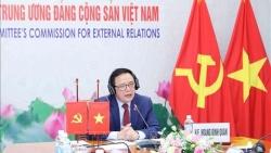 Đảng Cộng sản Việt Nam và Nhóm Nghị sỹ Liên đảng trong Quốc hội Anh đối thoại trực tuyến