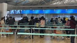 Thêm 2 chuyến bay đưa gần 450 công dân Việt Nam từ Hàn Quốc về nước an toàn