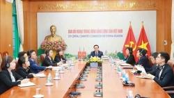 Đoàn Đảng Cộng sản Việt Nam tham dự diễn đàn trực tuyến liên đảng quốc tế SCO+