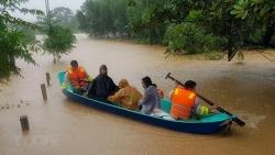Thư/ điện thăm hỏi của Lãnh đạo Mông Cổ và Campuchia về tình hình lũ lụt ở miền Trung