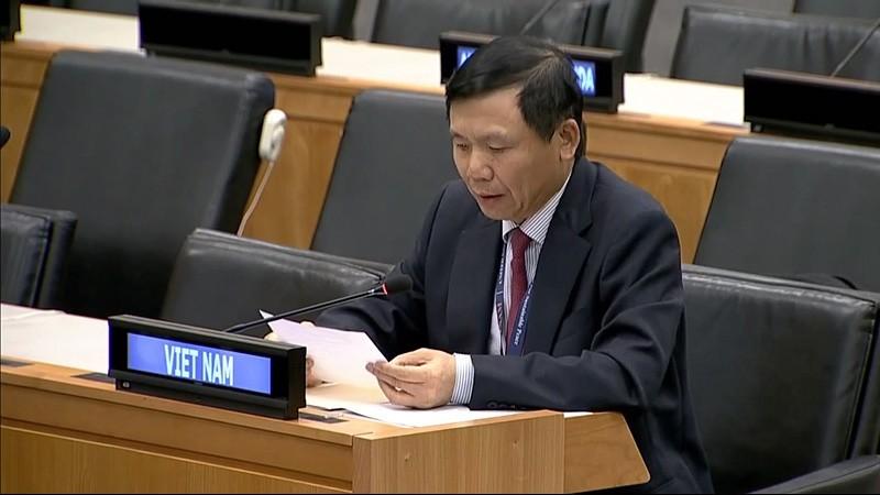 Việt Nam thực hiện chính sách nhất quán về chống phổ biến, giải trừ vũ khí hủy diệt hàng loạt