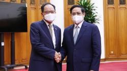 Hàn Quốc sẽ hỗ trợ Việt Nam 1,1 triệu liều vaccine Astra Zeneca