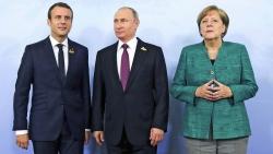 Cuộc gặp cấp cao về Ukraine: Ba cần, một không vội