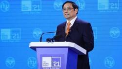 Việt Nam coi hạ tầng số là yếu tố then chốt và đang nỗ lực tăng tốc lộ trình chuyển đổi số quốc gia