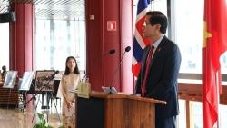 Kỷ niệm 76 năm Quốc khánh Việt Nam và 50 năm thiết lập quan hệ ngoại giao Việt Nam-Na Uy