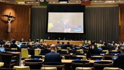 Việt Nam chủ trì cuộc họp của Hội đồng Bảo an về Mực nước biển dâng và tác động đến hòa bình, an ninh quốc tế