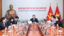 Việt Nam-Trung Quốc: Tọa đàm trực tuyến giới thiệu chuyên đề về phòng chống dịch Covid-19