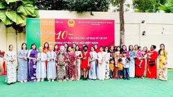 Kỷ niệm 10 năm tái thành lập Đại sứ quán và chào mừng ngày Phụ nữ Việt Nam tại Sri Lanka