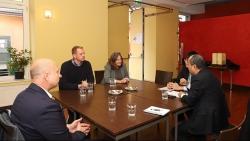 Tìm kiếm, mở ra các cơ hội hợp tác mới giữa Việt Nam và bang Styria, Áo