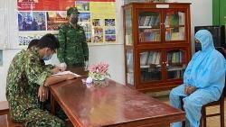 Đồn Biên phòng Cửa khẩu quốc tế Tịnh Biên bắt giữ 2 vụ vận chuyển trái phép hơn 21kg nghi là cần ca