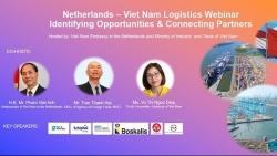 Hội thảo trực tuyến Logistics Hà Lan-Việt Nam - xác định cơ hội và kết nối đối tác