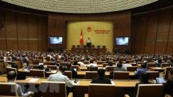 Kỳ họp thứ 10: Quốc hội tiếp tục ngày thứ ba thảo luận về tình hình kinh tế-xã hội, ngân sách nhà nước