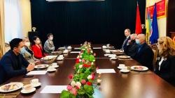 Việt Nam-Ukraine: Tăng cường tình đoàn kết, hữu nghị giữa nhân dân hai nước