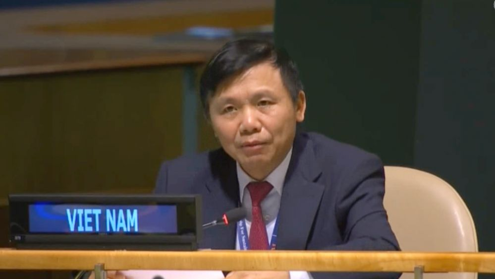 Việt Nam phát biểu tại Đại hội đồng Liên hợp quốc về cải tổ Hội đồng Bảo an