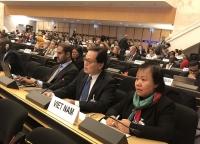 Tăng cường cam kết triển khai thỏa thuận toàn cầu về người tị nạn