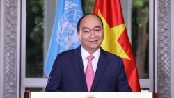 Thủ tướng Nguyễn Xuân Phúc: Tinh thần đoàn kết, hợp tác quốc tế mạnh mẽ, thế giới sẽ vượt qua đại dịch Covid-19
