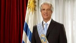 Điện chia buồn cựu Tổng thống nước Cộng hòa Đông Uruguay qua đời